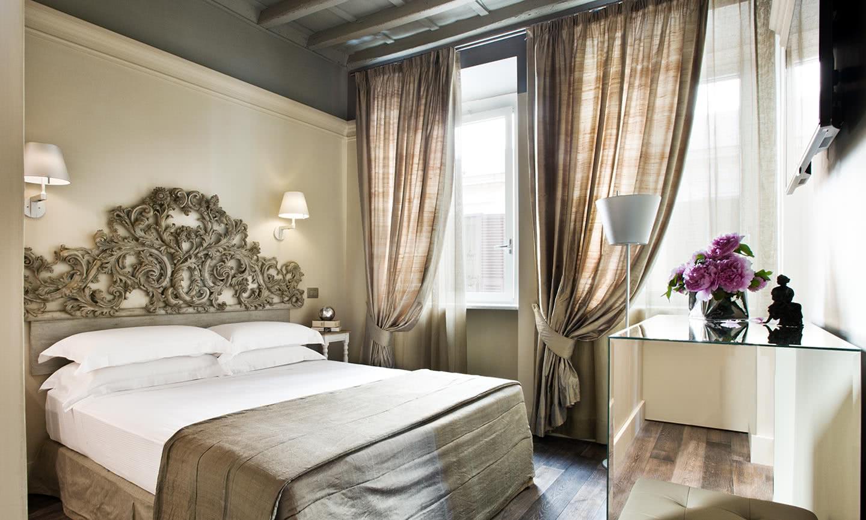 La camera casa montani b b lusso roma for Camera roma